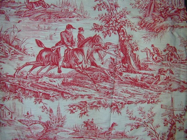 toile chasse