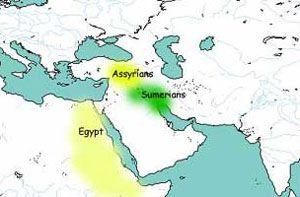 West Asian History - The Levant, Mesopotamia and Iran - Quatr.us