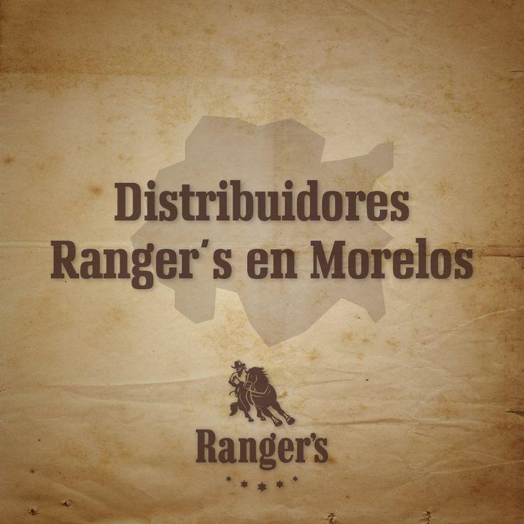A todos los charros y vaqueros Ranger's de Morelos, los invitamos a enviar un mensaje privado para proporcionarles los datos de #DistribuidoresRanger's en su estado.
