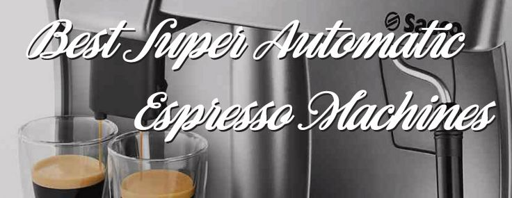What comes to mind at the mention of a super-automatic espresso machine? These are appliances that guarantee the utmost convenience in your home. A super-automatic espresso machine is undoubtedly the ultimate multipurpose coffee maker: it can grind your beans, froth your milk and produce a variety of high-quality coffee drinks. Something impressive about super automatics … #coffee #coffeelovers