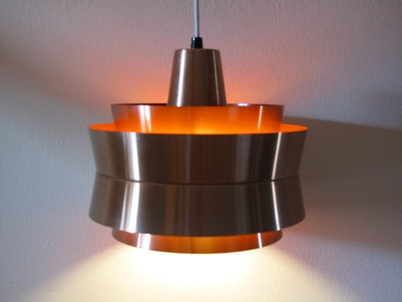 Danish lamp designed by Carl Thore '60s | whats been spotted on etsy today? | Scoop.it