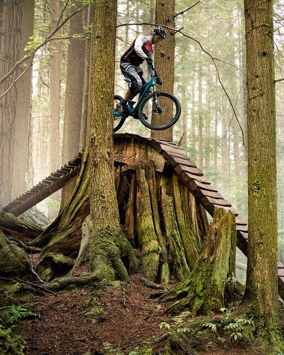 Vancouver mountain biking