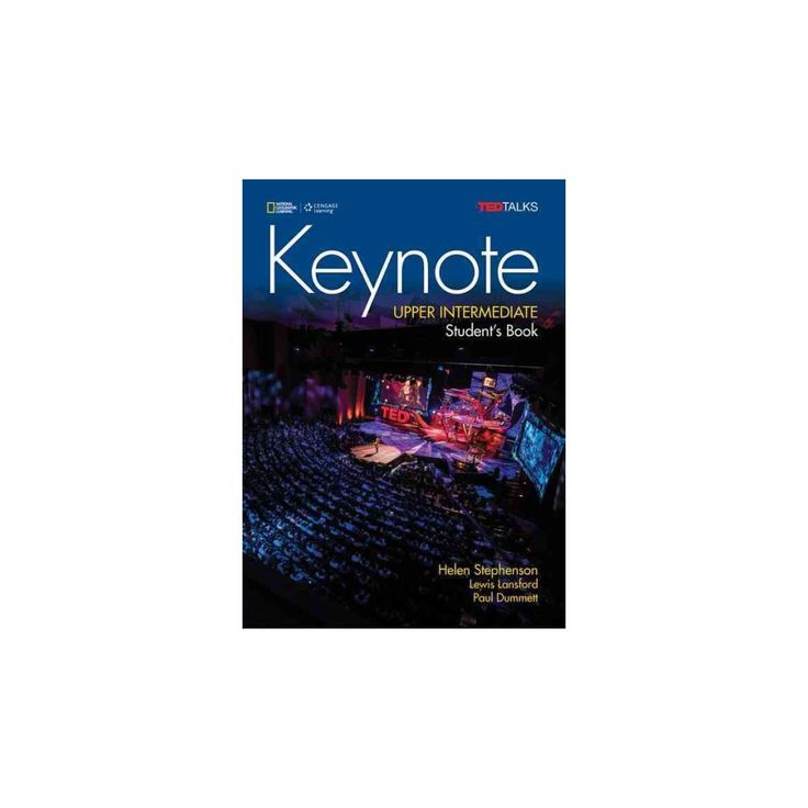 Keynote, Upper Intermediate Level + Dvd-rom (Paperback) (Paul Dummett)