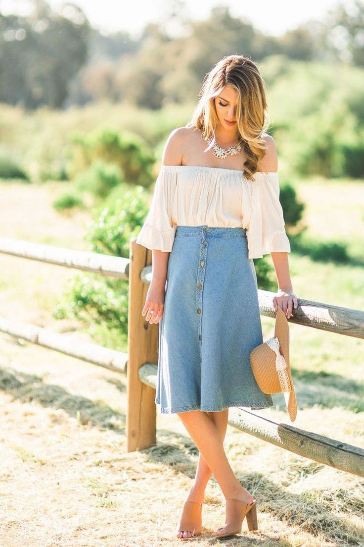 Popular Summer Outfit Ideas For Your Inspiration Right Now