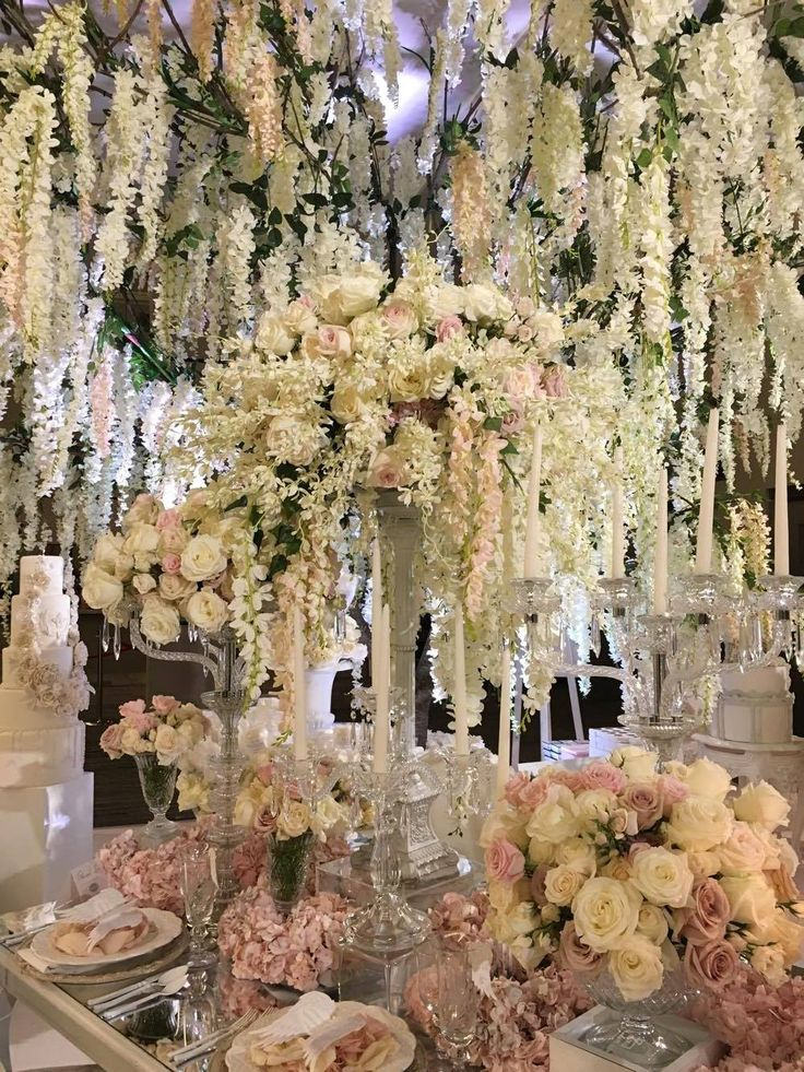 STUNNING florals from the Wedlux show!