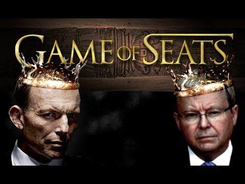 Website http://www.getup.org.au Check out our cheeky new video about the Senate, using popular TV show Game of Thrones. Its role? To prevent a conservative t...