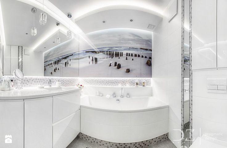 Gandhi Wawa - Łazienka, styl nowoczesny - zdjęcie od Doriz Pragmatic Design