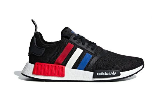 Red White And Blue Stripes Land On The Adidas Nmd R1 Adidas