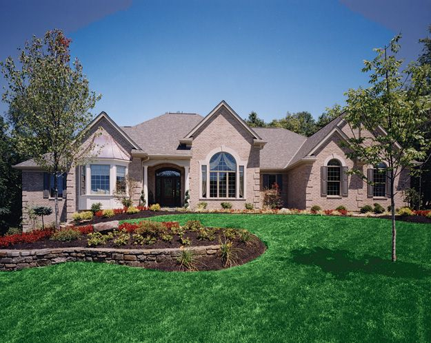 260 Best Images About Traditional Home Plans On Pinterest