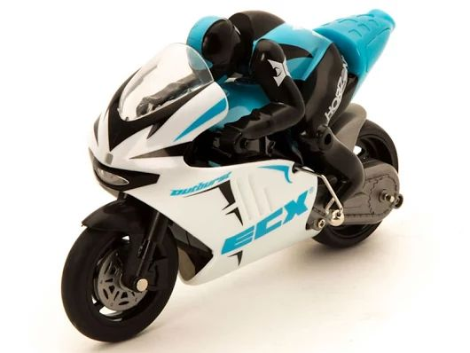 Outburst 1/14 Motorcycle (Blue)