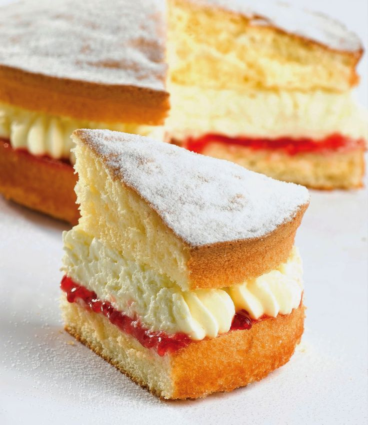 Best Fatless Sponge Cake