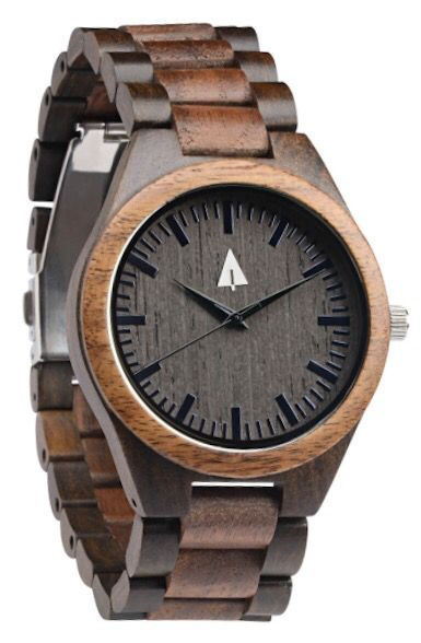 Tree Hut wood watches. This would be a perfect groomsmen gift!