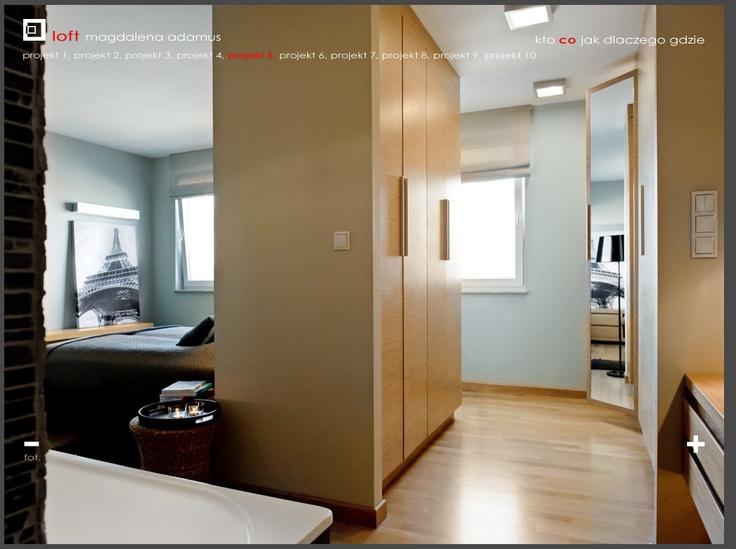 Closet As Room Divider
