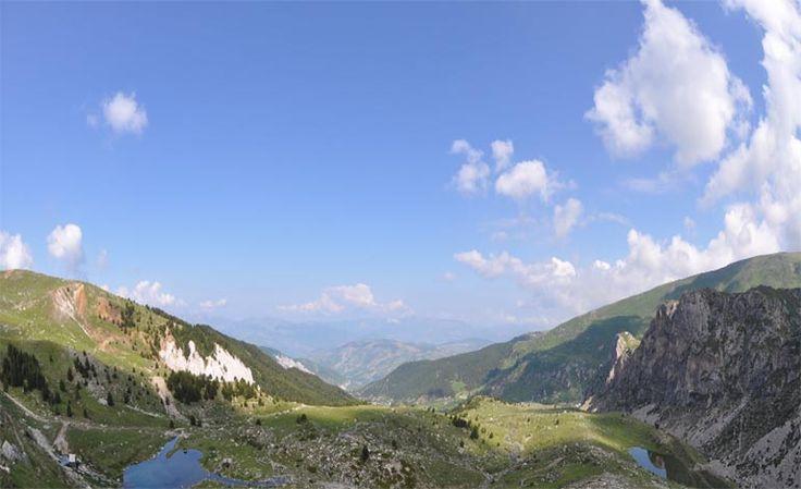 Makedonya Korab Dağı
