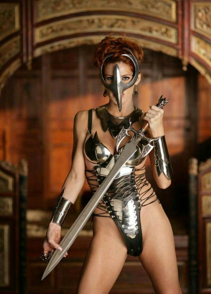 Warrior Princess   Hot and sexy cosplay   Pinterest