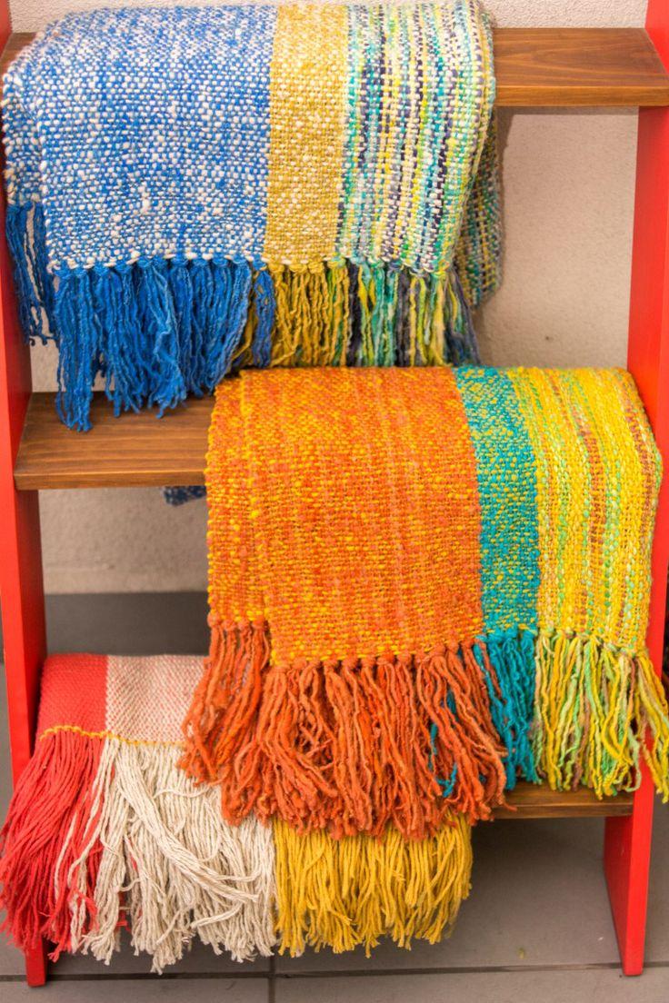Pieceras a telar de Telares del calle Callen en venta en nuestra boutique, $75.000.- Tenemos diferentes colores!