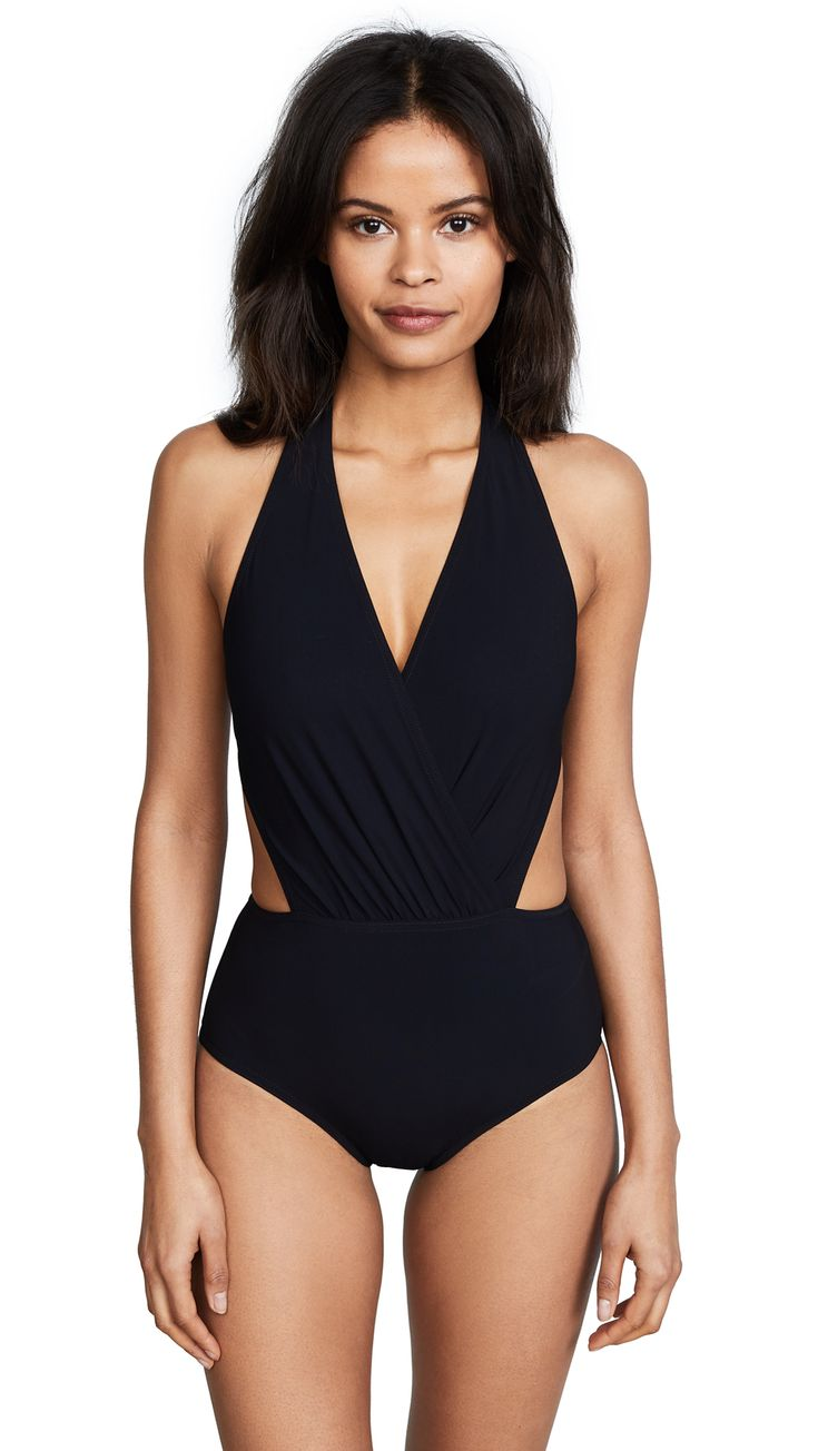 Karla Colletto Halter Monokini | SHOPBOP