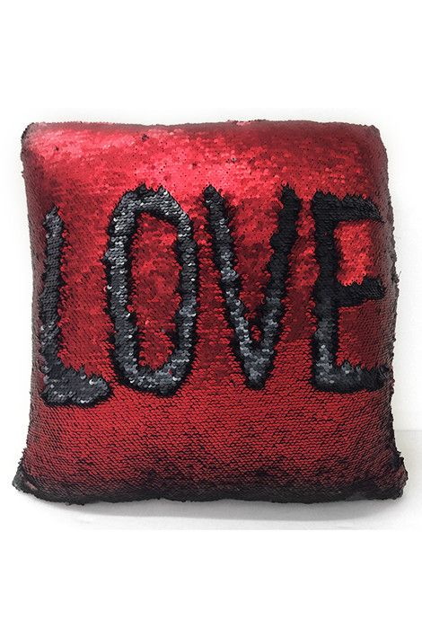 This Sexy Pillow Cases are made of Reversible Sequins ...
