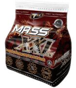Mass XXL is a mass gainer which is unrivalled and is intended for athletes who want to gain muscle mass quickly and increase energy levels during workouts. This mass gainer consists of high-quality 80% whey protein and well-balanced selection of dextrose and vitamins which aid in fast muscle mass. By taking Mass XXL mass gainer 3 times a day you will see considerable changes within a matter of days.