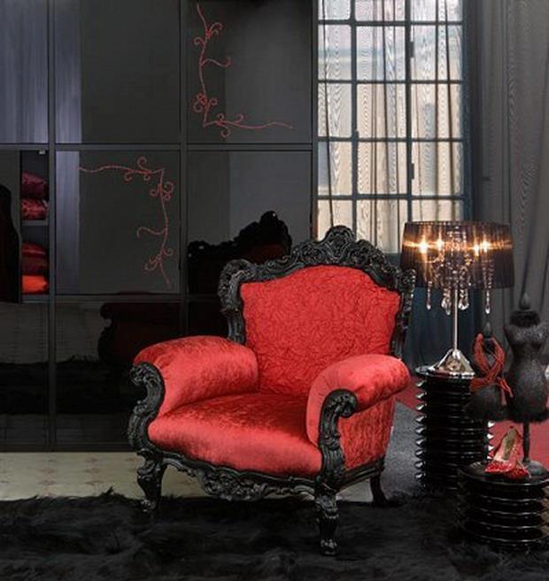 35 Best Gothic Dark Furniture And Decor I Love Images On Pinterest Dark Gothic Furniture