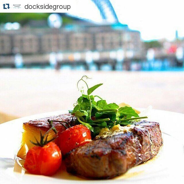 #Repost @docksidegroup with @repostapp  Doesnt that look delicious!  Did you know you can get a delicious steak at Wolfies for only $33 every Thursday night? Head in to Wolfies tomorrow night and treat yourself!   #steaknight #everythursday #steak #wolfies #yum #sydneyharbourbridge #sydneyrestaurant #harbourfront #restaurant #foodandwine #food #feedfeed #foodphotography #foodpic #foodporn #foodgram #foodgram #foodphotography #foodstagram #foodforthought #foodforthought  #foodshot #foodshare…