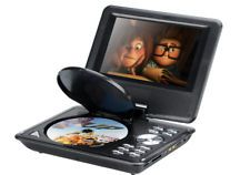Kids Portable DVD Player Wide screen TFT Color Display FM Radio Game Controler