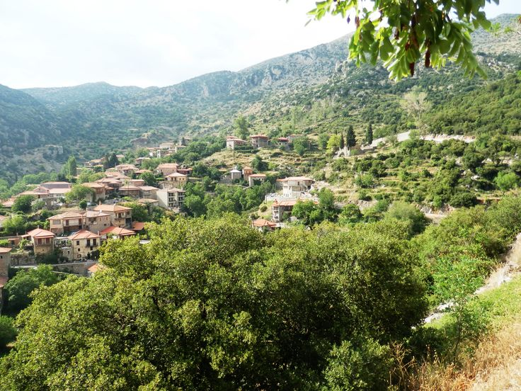 #Stemnitsa  - A beautiful #traditional settlement in #Arcadia #Greece #mainland #discover_peloponnese  Discover it here http://www.discover-peloponnese.com/