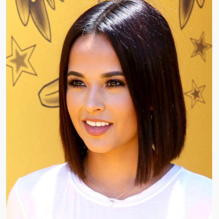 Becky g corte de cabello 2017