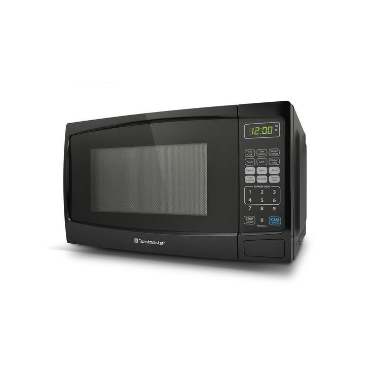 Toastmaster 700-Watt Microwave Oven, Multicolor