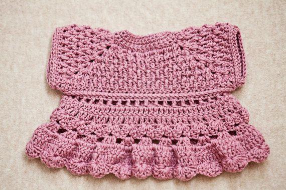 Instantánea descargar Crochet Cardigan PATTERN por monpetitviolon