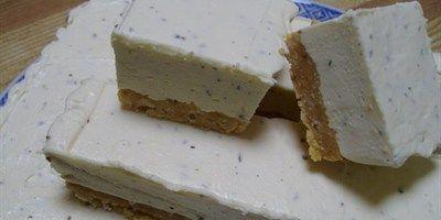 Lemon Myrtle No Bake Cheesecake - LifeStyle FOOD