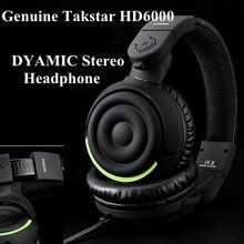 US $54.68 Genuine Takstar HD6000/HD 6000 Dynamic Stereo Headphones Auriculares Studio Audio Monitor Headset Ecouteur DJ Game Earphone. Aliexpress product