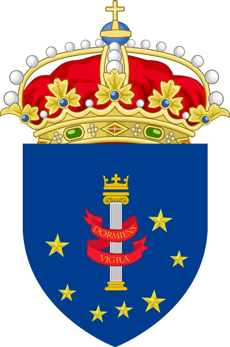 Coat of Arms of the Lorenzburg Academy of Dream, Vision and Imagination