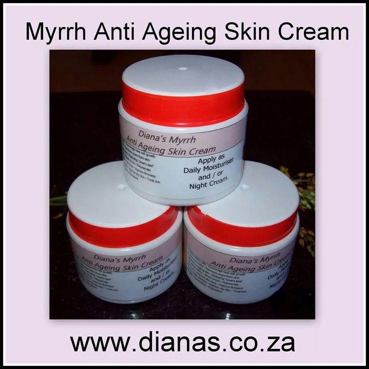 Myrrh Anti Ageing Skin Cream