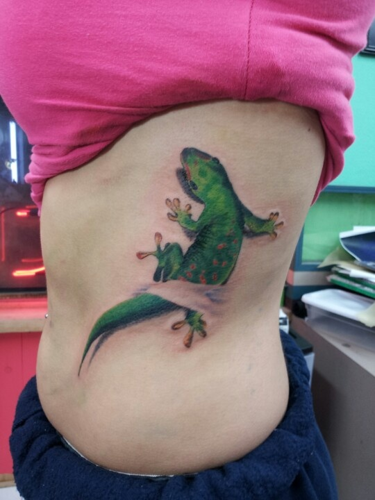38 best images about gecko tattoos on pinterest ankle
