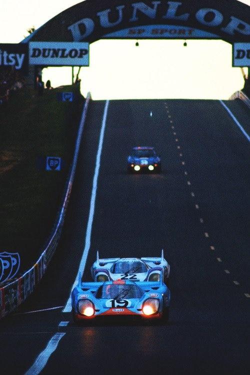 '71 Le Mans.Porsche 917 The 917 inspired the Scalfaro LM917 Hans Mezger Watch…