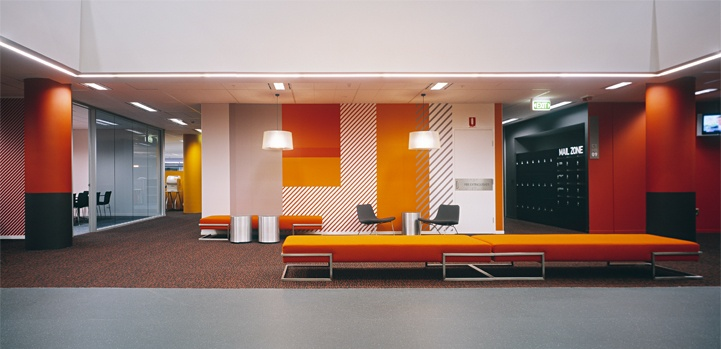 178 best workshop colour inspiration images on pinterest for Office design theory