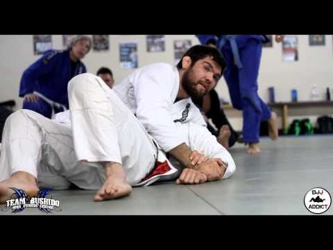 Kimura And Side Control Tips From Robert Drysdale