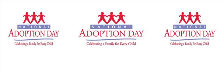 National Adoption Day--read all about this special day across the US set aside for making FOREVER Families!