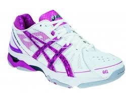 womens asics netball shoes