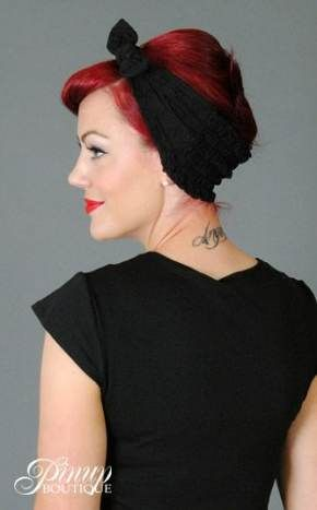 54 Concepts How To Put on A Bandana With A Pixie Reduce For 2019
