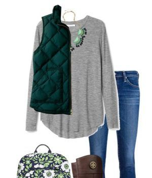 College Fashion @GirlterestMag #College #outfits #cute #preppy #Fashion  #fashionista