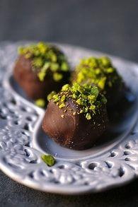 Bouchées gourmandes aux fruits secs : Etape 3