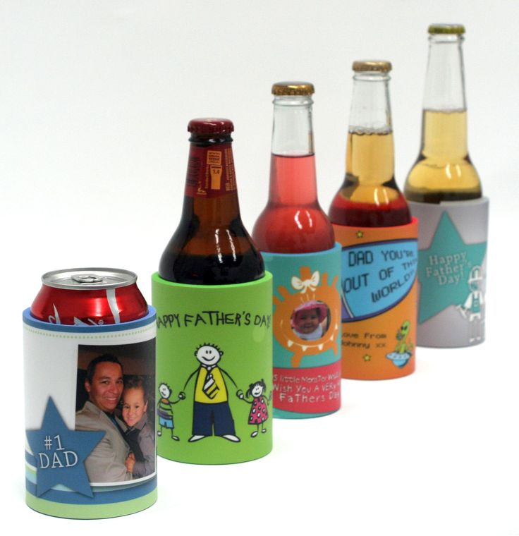Father's Day Stubby Holders