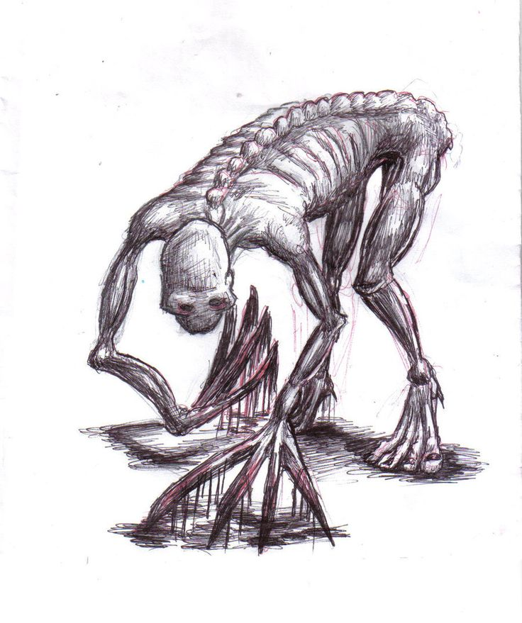 "Day Three: which Creepypasta Scared you the most?: The rake is what scared me the most. When I saw his face, I shouted in Swedish ""JAVLARE HELVETA"" luckily nobody was home. He just scared me, the way his story was told. *shiver*"