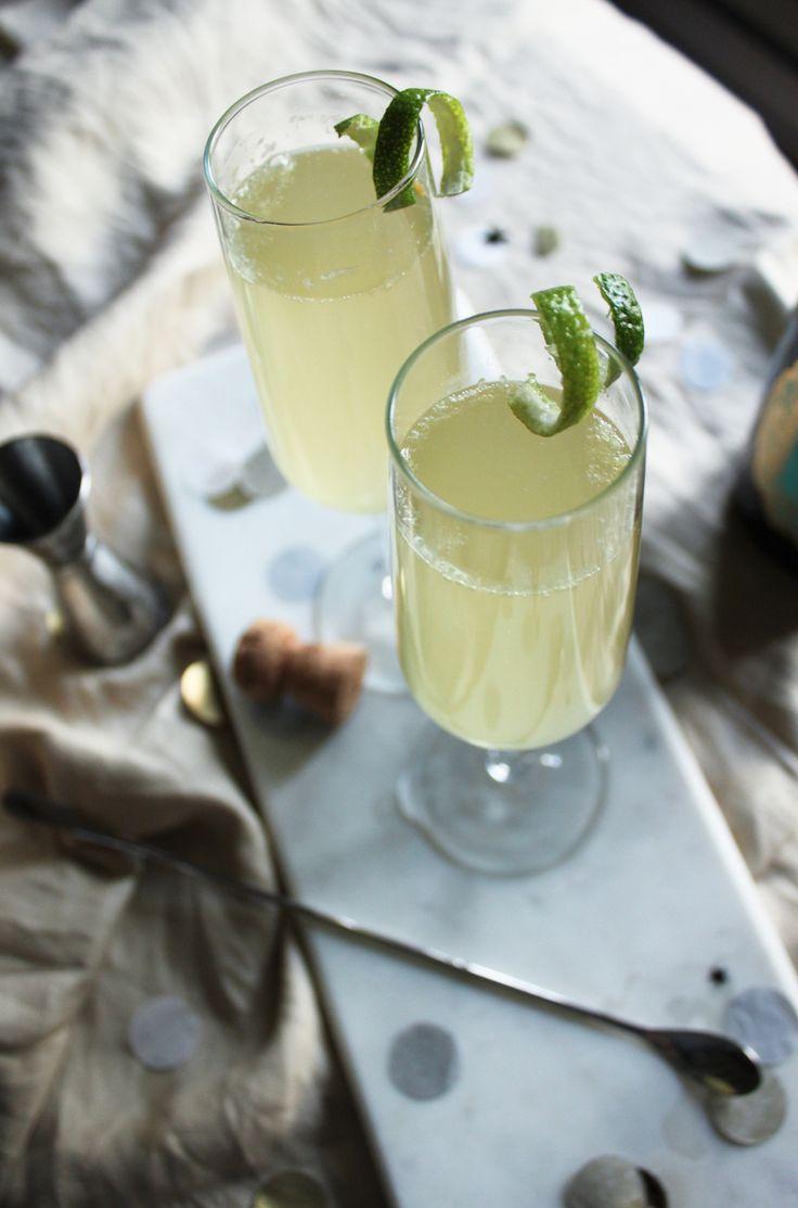 St-Germain fizz, St-Germain Spritz, Bulles de Sureau… Appelez ce cocktail comme vous voulez, tant et aussi longtemps que vous l'essayez!