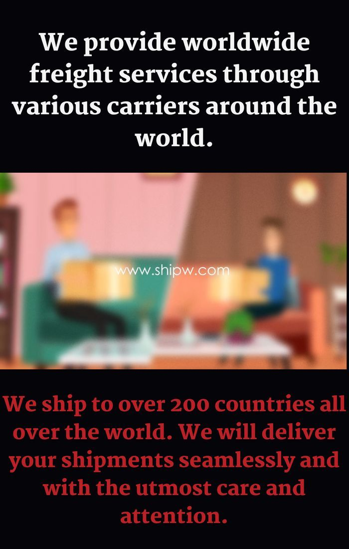 International Freight And Package Forwarding Forwarding And