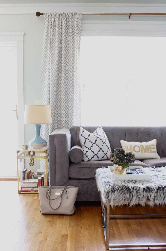 Fall Home Tour 2015 - Simple Stylings - Modern Fall Decor www.simplestylings.com