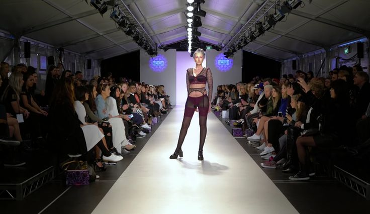 Incontinence Lingerie Hits The Catwalk In Auckland, New Zealand [Video]