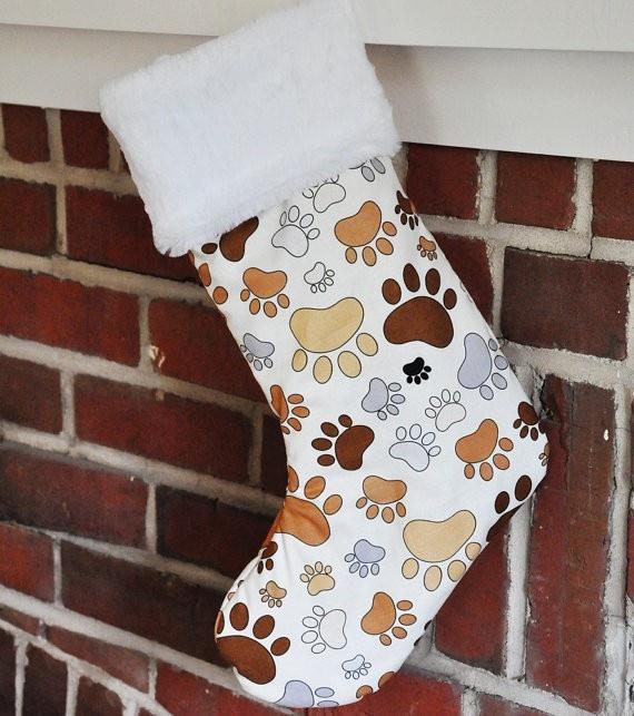 Hound Paws Holiday Pet Stocking